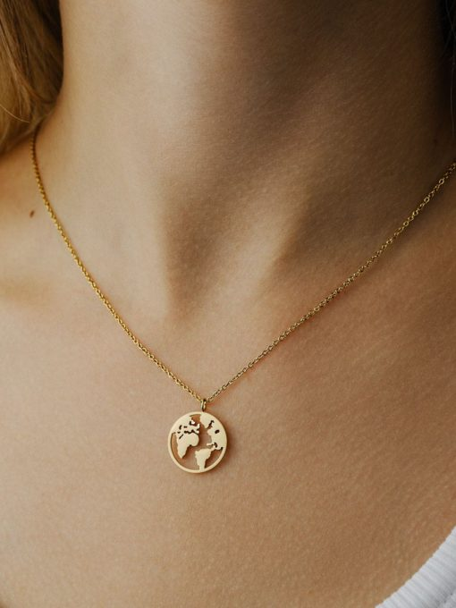 My World Kette ICRUSH Gold/Silver/Rosegold