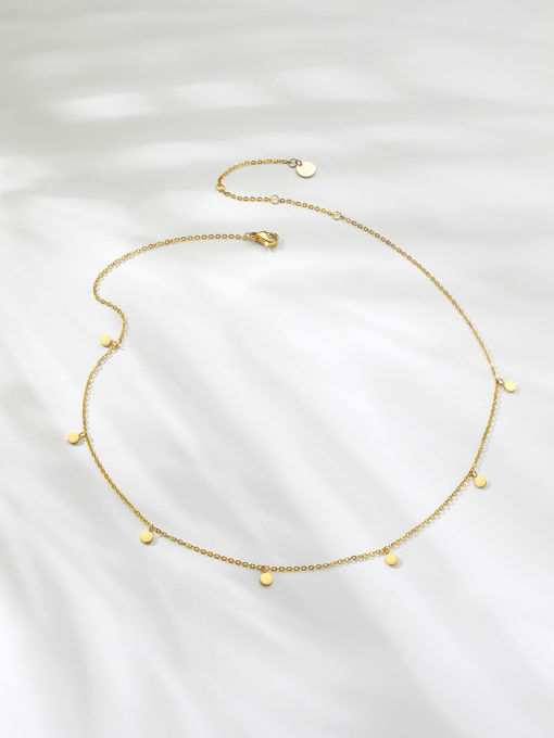 Moments Kette ICRUSH Gold/Silver/Rosegold