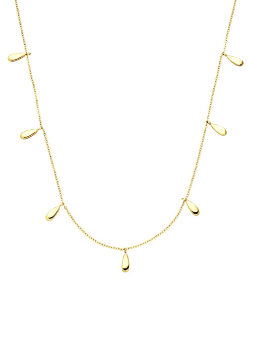 Drop It Kette ICRUSH Gold/Silver/Rosegold