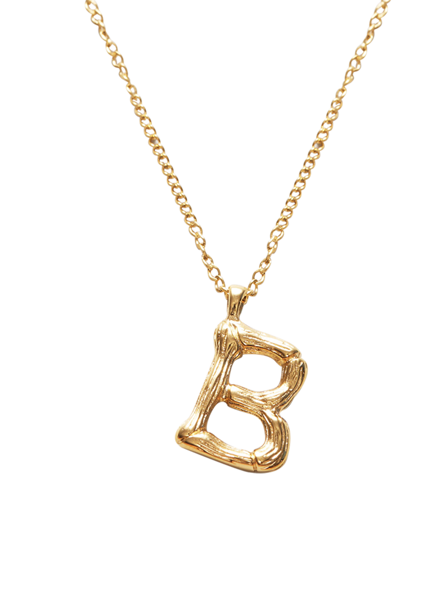 Letter Chain ICRUSH Gold/Silver/Rose Gold