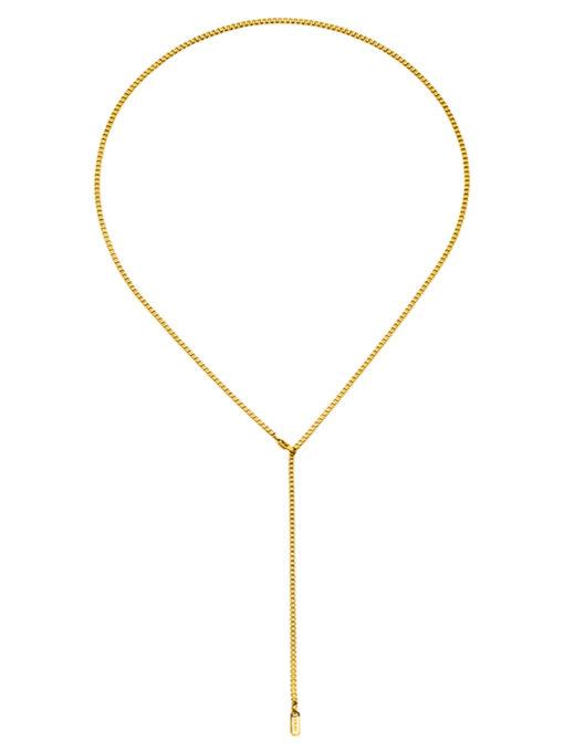 Infinite Line Kette Gold ICRUSH Gold/Silver/Rosegold