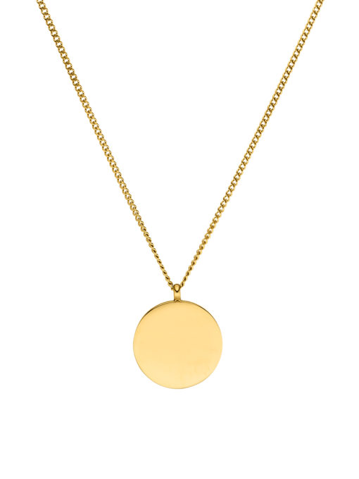 Simplicity Kette Gold ICRUSH Gold/Silver/Rosegold