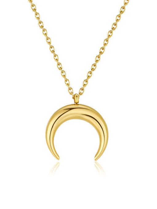 moonlight KETTE SILBER ICRUSH Gold/Silver/Rosegold