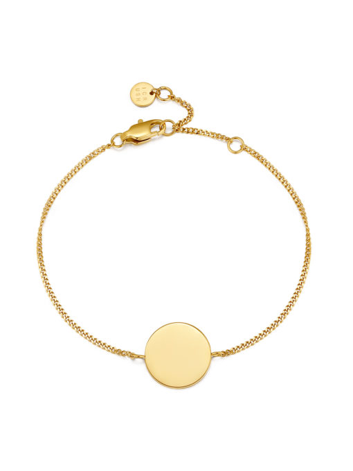 SIMPLICITY ARMBAND Gold ICRUSH Gold/Silver/Rosegold
