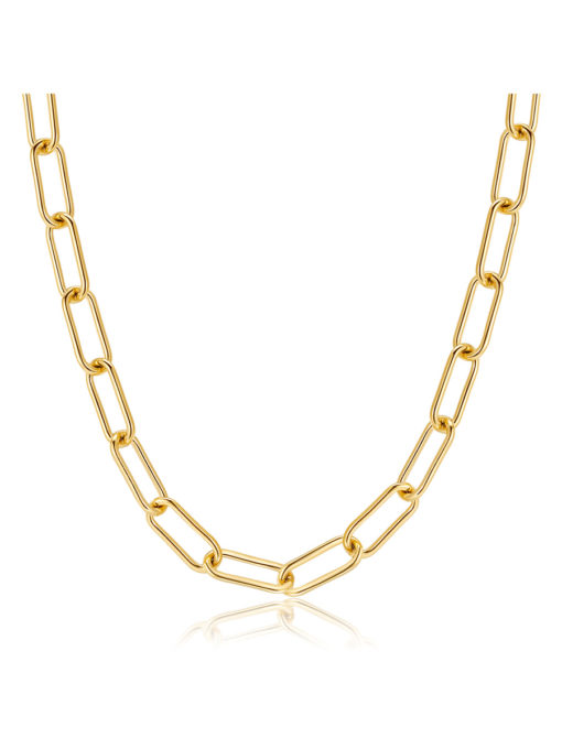 Persistent Kette Silber ICRUSH Gold/Silver/Rosegold
