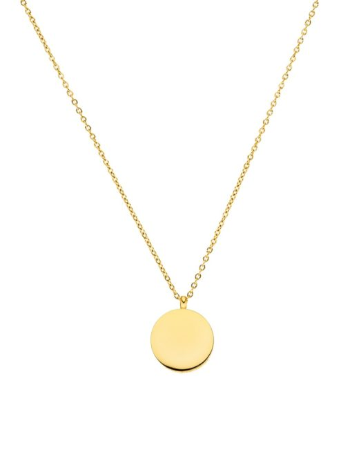 Pure Chain Gold - Engravable ICRUSH Gold/Silver/Rose Gold