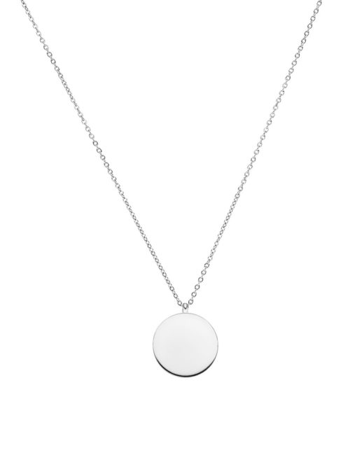 Pure Chain Silver - Engravable ICRUSH Gold/Silver/Rose Gold