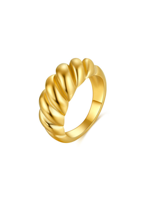 Zeal Ring Gold ICRUSH Gold/Silver/Rosegold