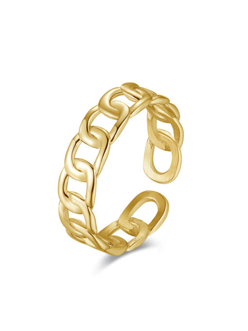 Revival Ring Gold ICRUSH Gold/Silver/Rosegold