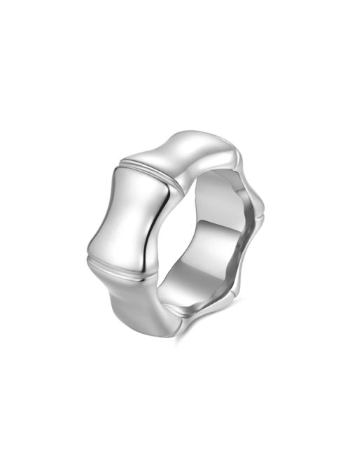 Hex Ring Silber ICRUSH Gold/Silver/Rosegold