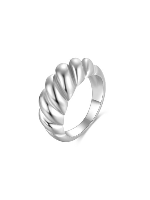 Zeal Ring Silber ICRUSH Gold/Silver/Rosegold