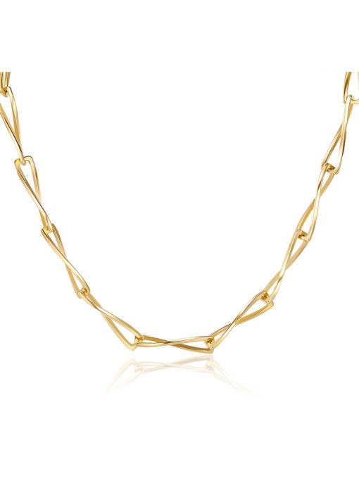 Dynamic Kette Gold ICRUSH Gold/Silver/Rosegold