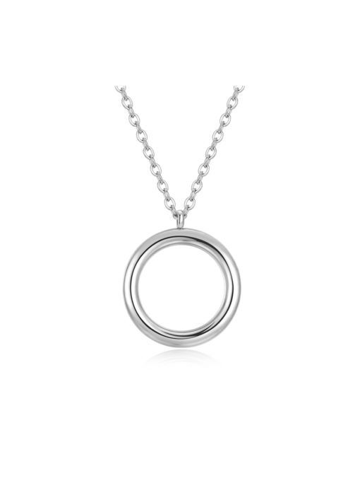 Round Kette Silber ICRUSH Gold/Silver/Rosegold