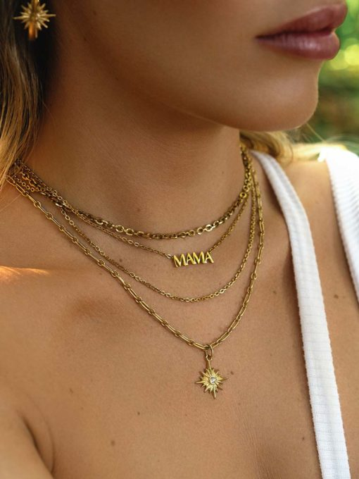 MAMA KETTE GOLD ICRUSH Gold/Silver/Rosegold