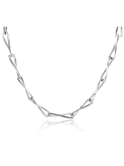 Dynamic Chain Silver ICRUSH Gold/Silver/Rose Gold