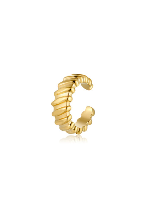 Spiral Earcuff Gold ICRUSH Gold/Silver/Rose Gold