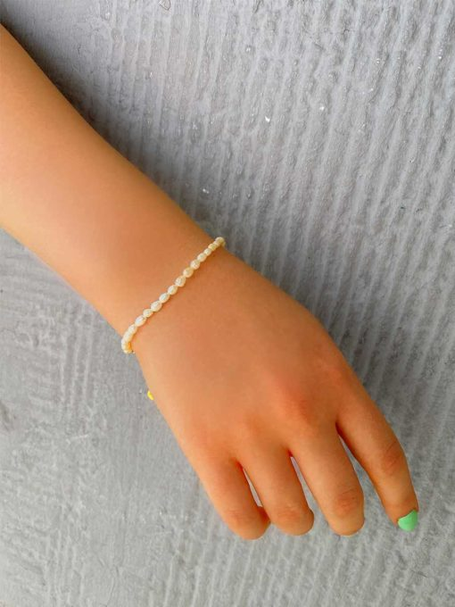 Classic Pearls  Ohrringe Silber ICRUSH Gold/Silver/Rosegold