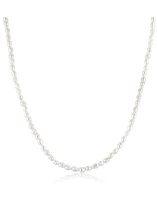 Classic Pearls Kette Gold ICRUSH Gold/Silver/Rosegold