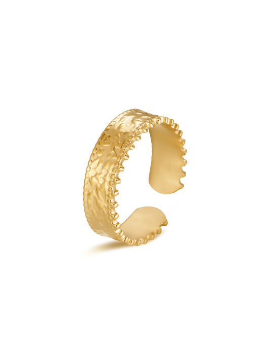 Neat Ring Gold ICRUSH Gold/Silver/Rosegold
