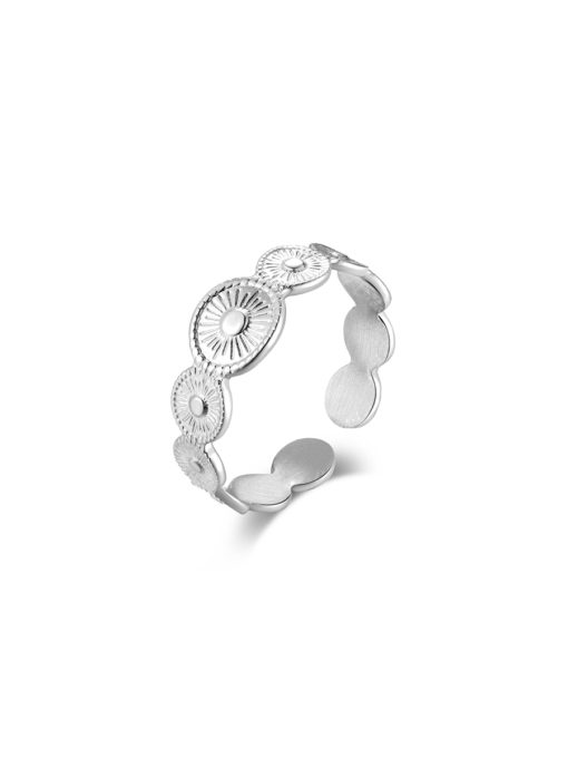Sunrise to sunset Ring Silber ICRUSH Gold/Silver/Rosegold
