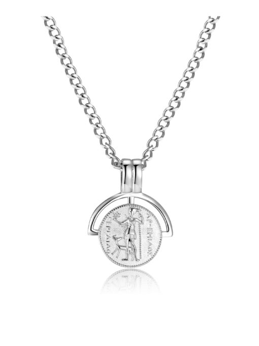 Artemis God of the wilderness Kette Silber ICRUSH Gold/Silver/Rosegold