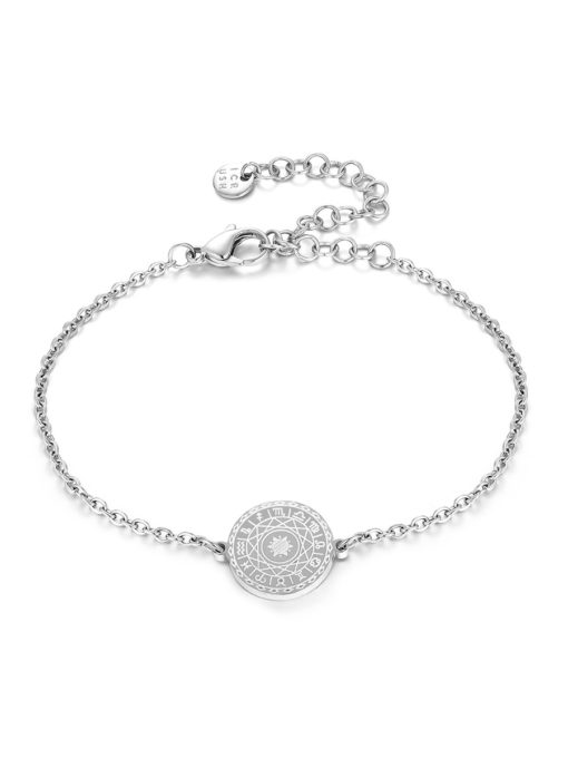 Astrology Armband Silber ICRUSH Gold/Silver/Rosegold