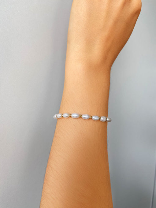Delicate ARMBAND Gold ICRUSH Gold/Silver/Rosegold