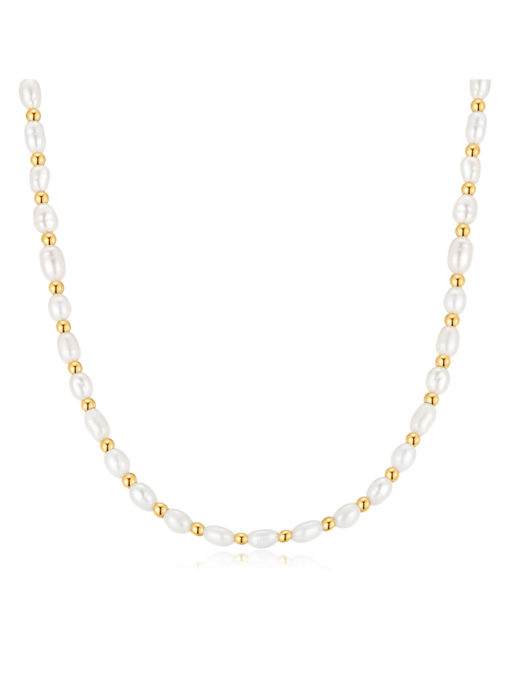 Delicate Kette Gold ICRUSH Gold/Silver/Rosegold