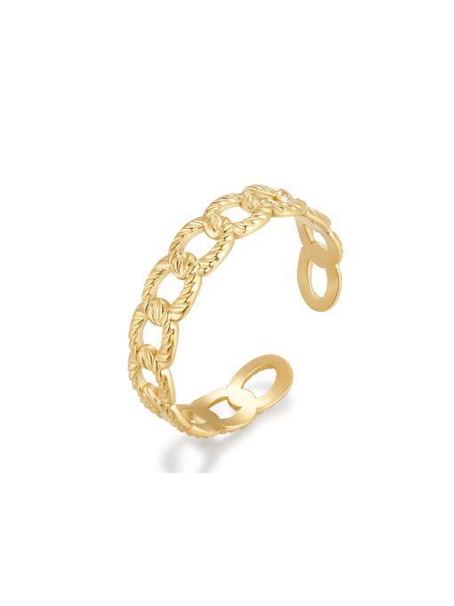 Jolie Ring Gold ICRUSH Gold/Silver/Rosegold