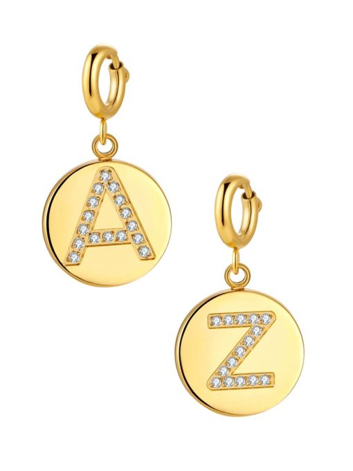 My Letter Charm Gold ICRUSH Gold/Silver/Rosegold